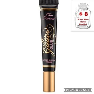 NIB TOO FACED Glitter Shadow Primer
